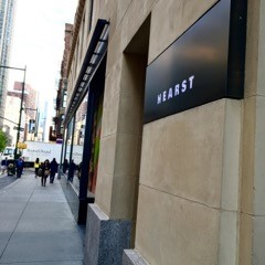 Outside Hearst