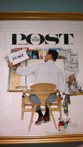 Post art director